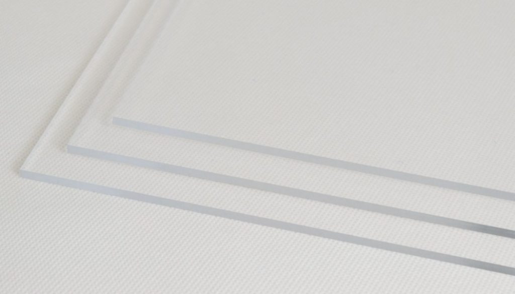 Экструдированные листы САН фото