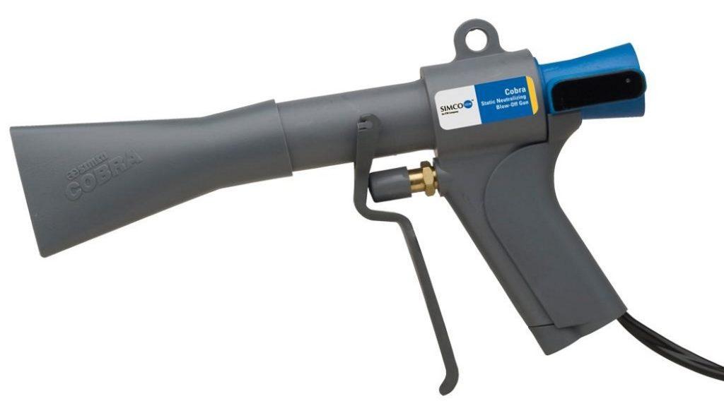 Пистолет для снятия статики Cobra фото