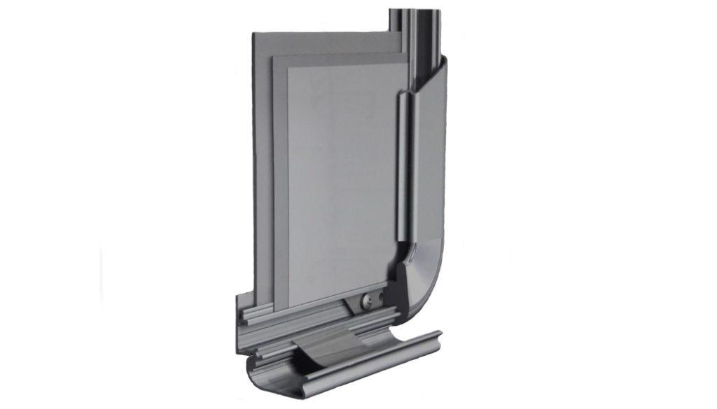 Система натяжения баннера DisplayClip фото