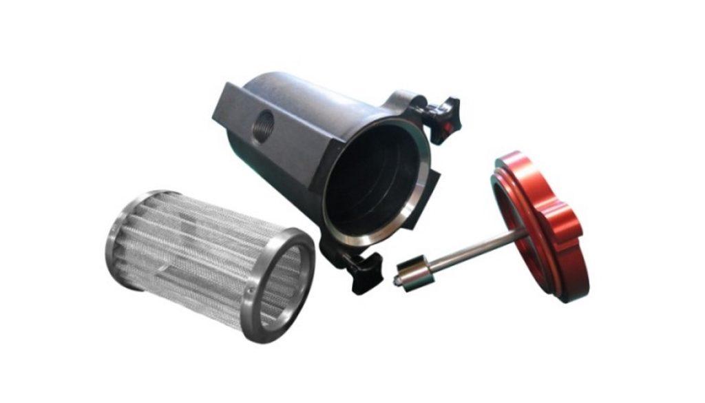 Красочный магнитный фильтр Recyl фото