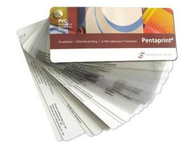 Пленки и листы PVC (печатный ПВХ)