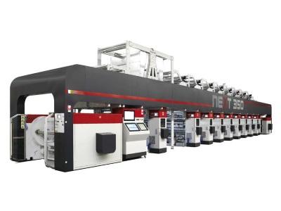 Машины Uteco для глубокой печати