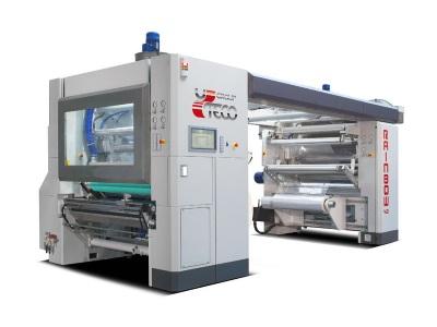 Оборудование Uteco для ламинации и нанесения покрытий