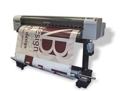 Широкоформатные экосольвентные принтеры