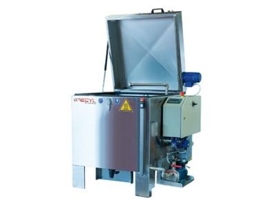 Recyl. Системы очистки клише, валов и печатных секций