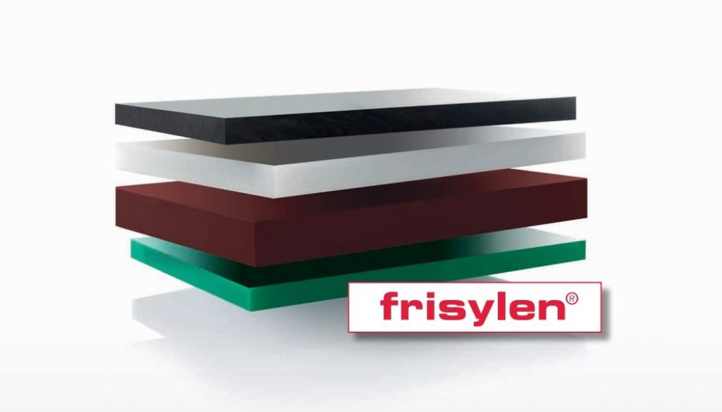 Полипропиленовые высекальные плиты Frisylen® SIMONA AG фото