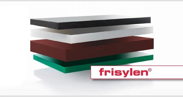 Высококачественные пластиковые плиты для высечки frisylen® от компании SIMONA
