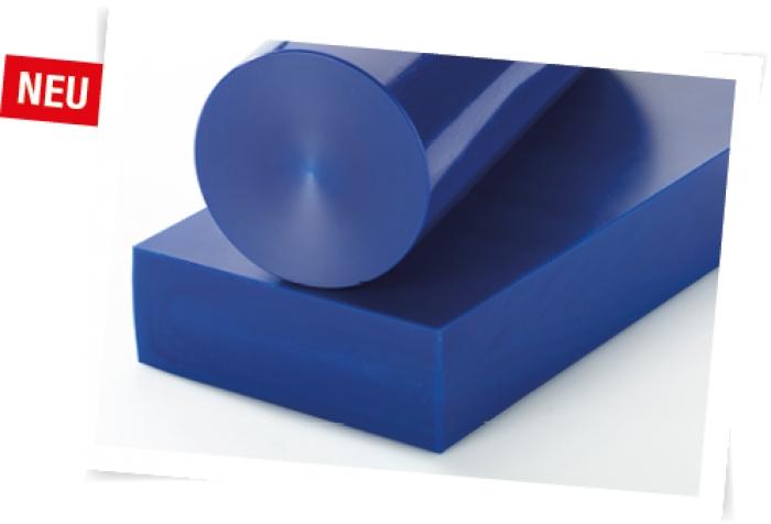 Синий POM-C для пищевой промышленности