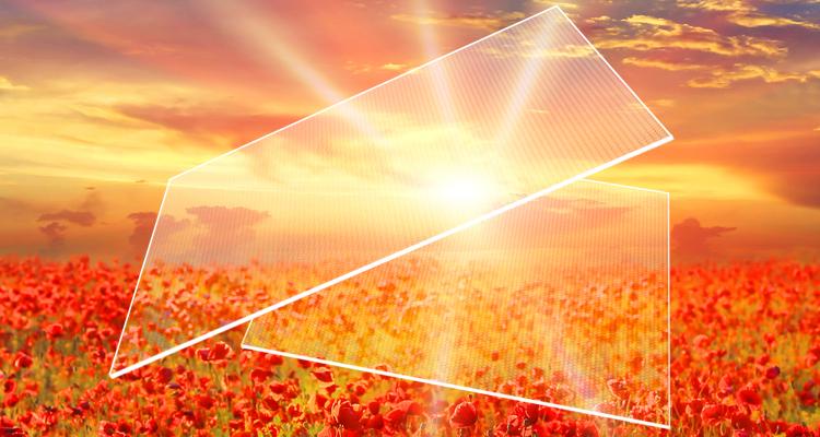 Высокоэффективные ультратонкие светопроводящие панели от компании Факториал